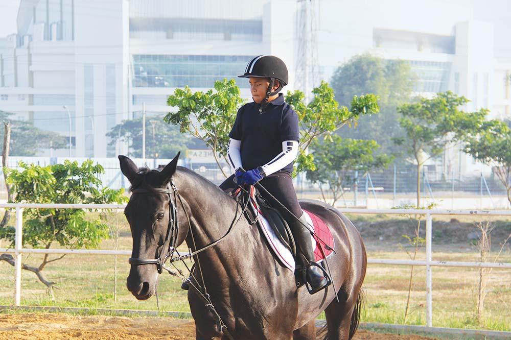 Pandesa riding school